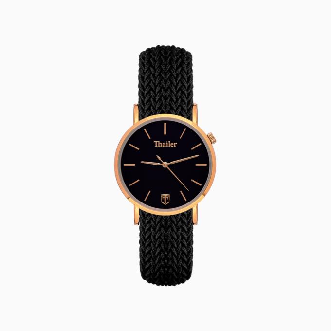 Reloj Black sapphire de Thailer