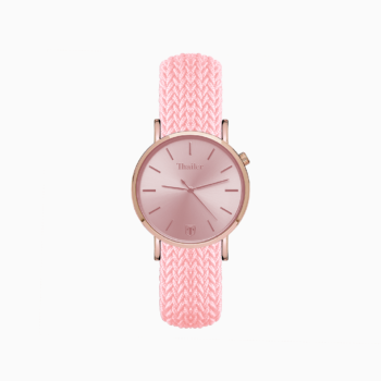 Reloj Pink Marble de Thailer
