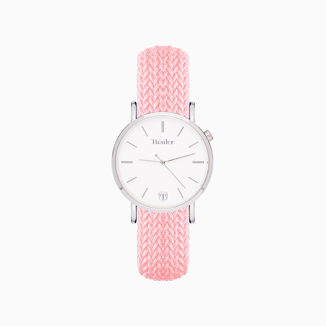 Reloj Pink Opal de Thailer